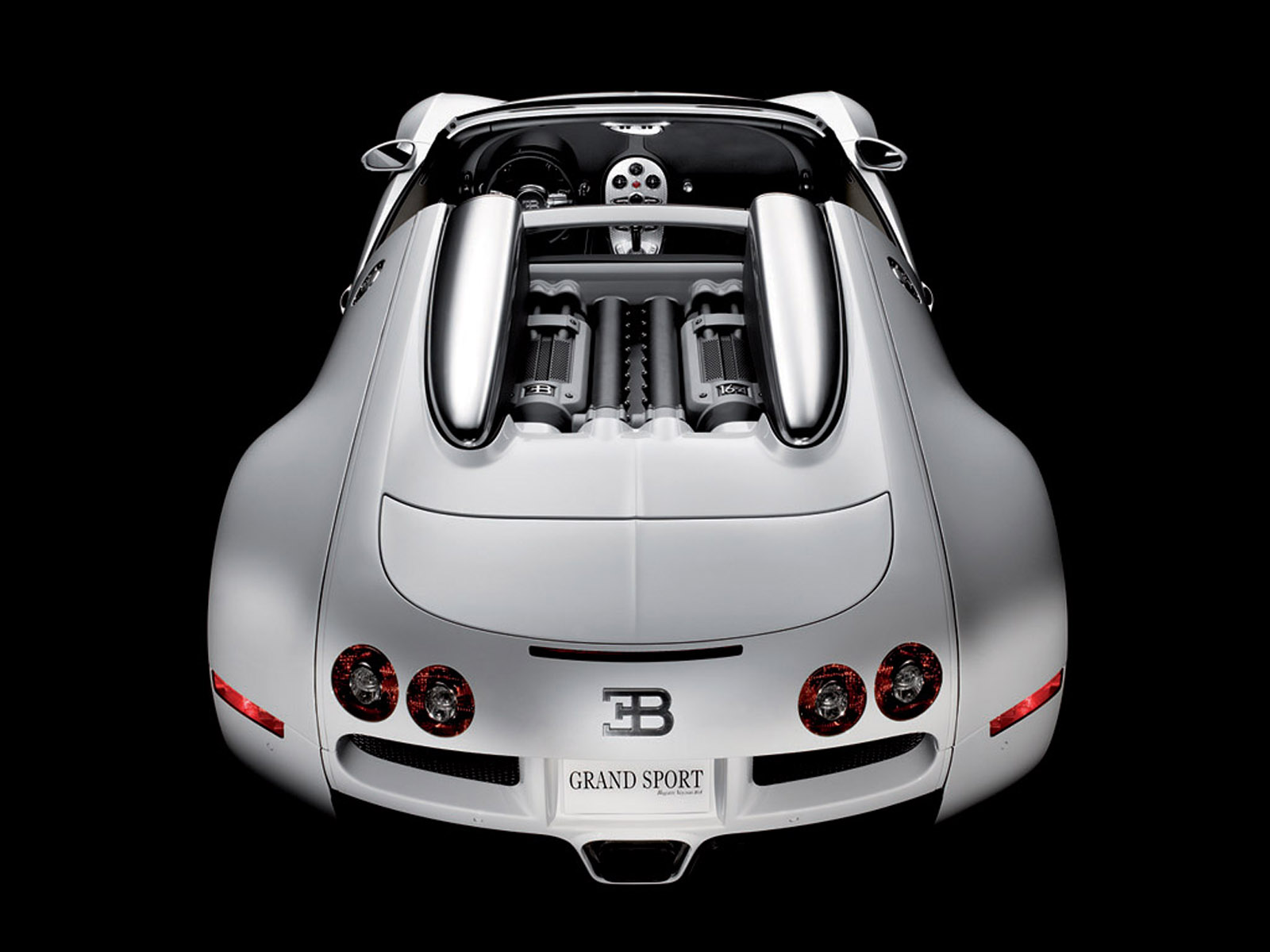 bugatti-164-veyron-grand-sport-back-view Cozy Bugatti Veyron Grand Sport Vitesse Engine Cars Trend