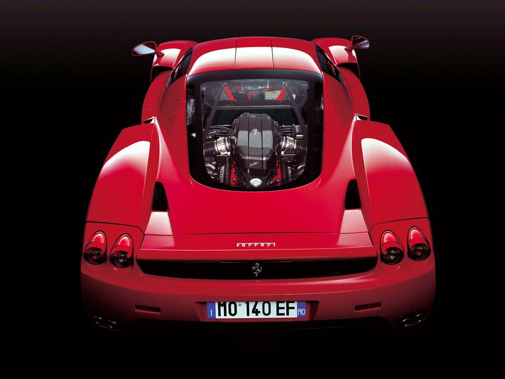 WORLD TOP TEN CARS Ferrari Enzo