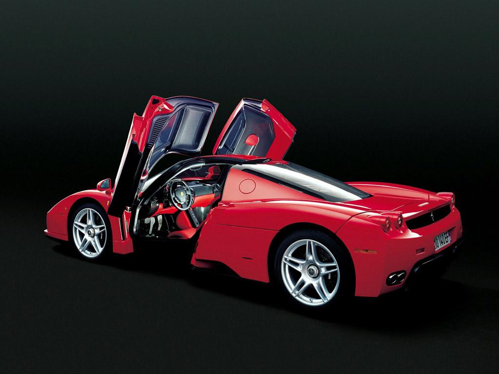 Enzo Ferrari - Images Hot
