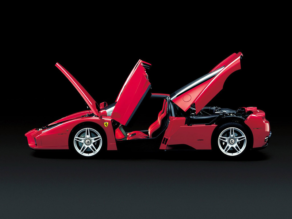 picture of Ferrari Enzo Price