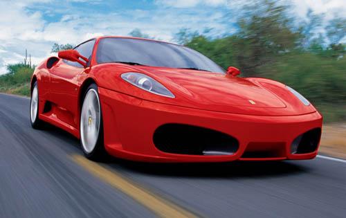 ferrari f430. Ferrari f430 sport car