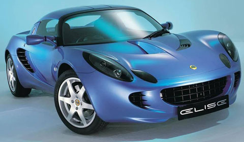 lotus elise roadster the supercars car reviews pictures and specs of fast new used cars. Black Bedroom Furniture Sets. Home Design Ideas