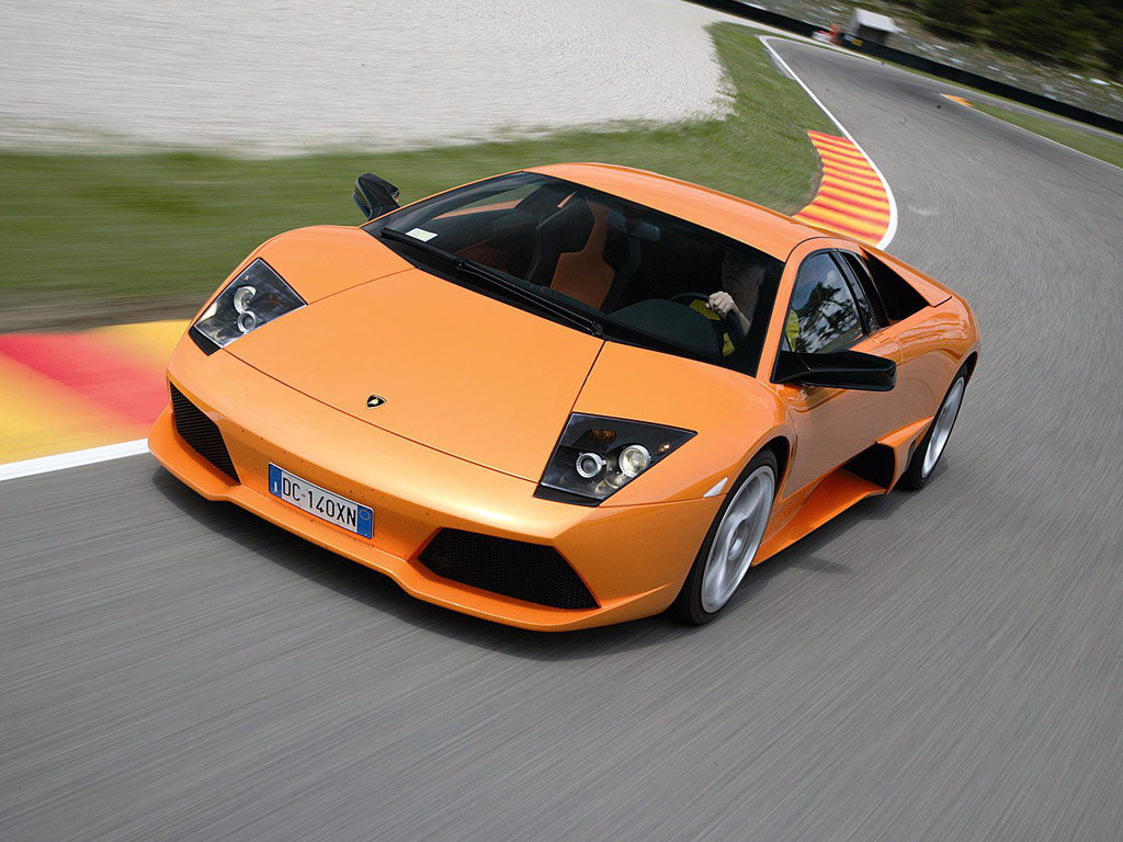 The buyer of a super car like Murcielago can enjoy the Lamborghini V12