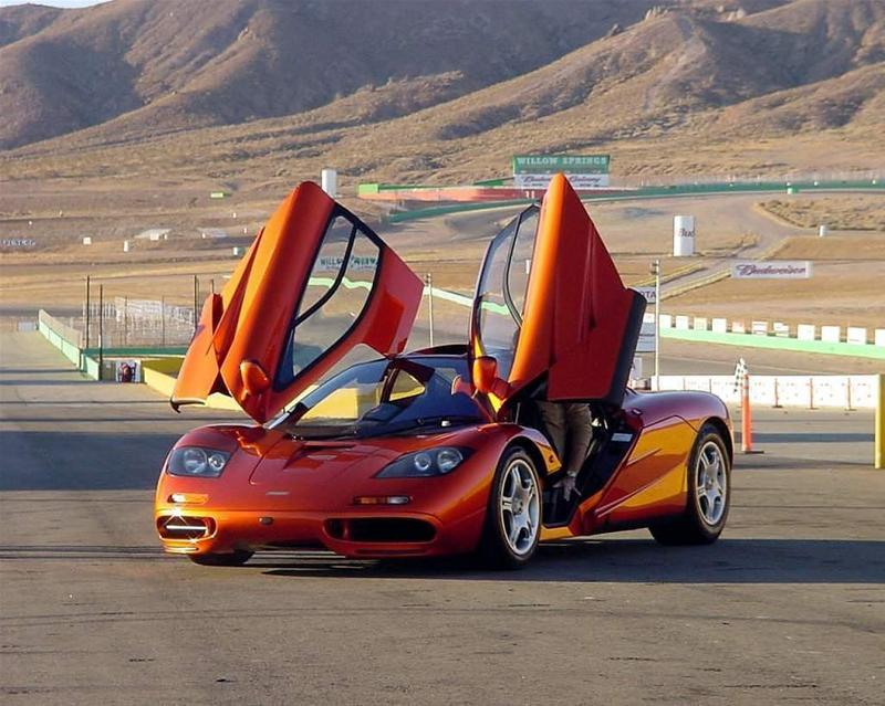 McLaren F1 Specs, Top Speed, Pictures, Price, Video & Engine Review