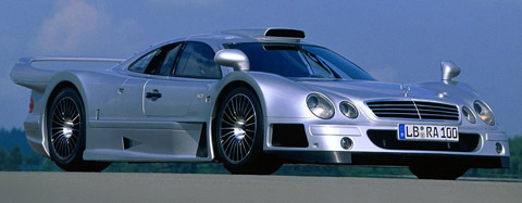 Mercedes-Benz CLK GTR