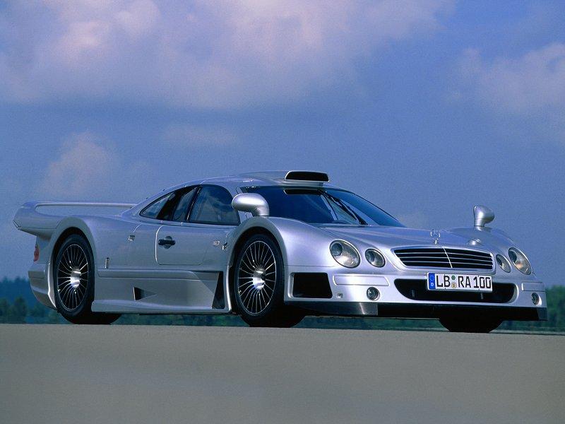 Mercedes Benz CLK GTR Racing Car Specs & Review