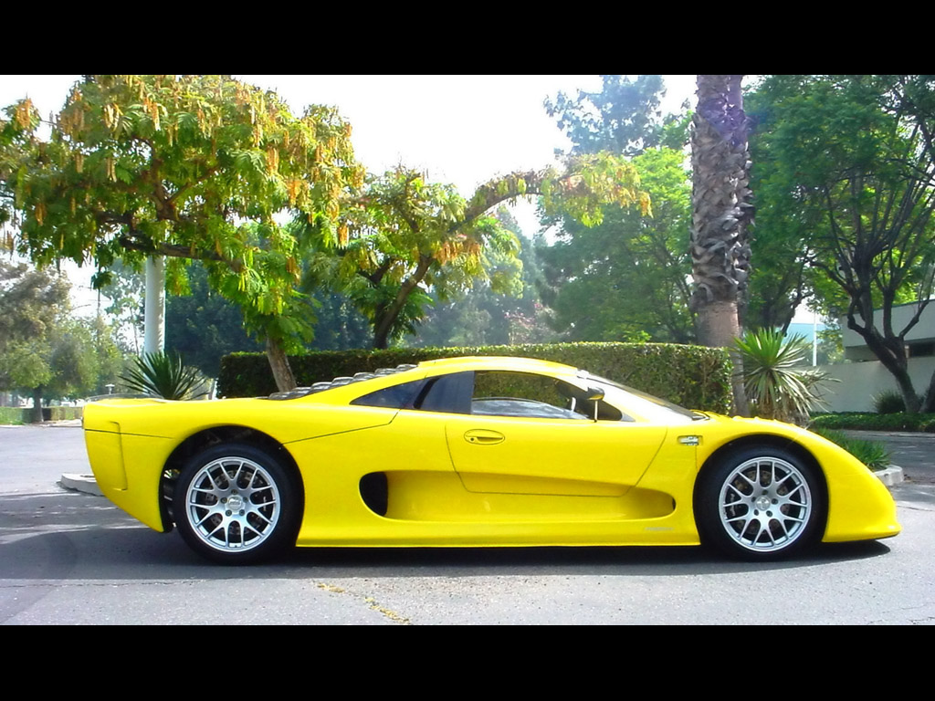 Mosler MT900 Sport Car