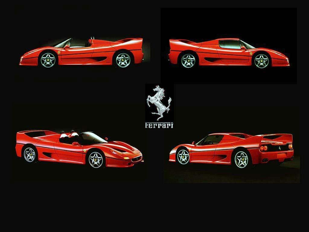 Ferrari F50 Super Car The Supercars Car Reviews