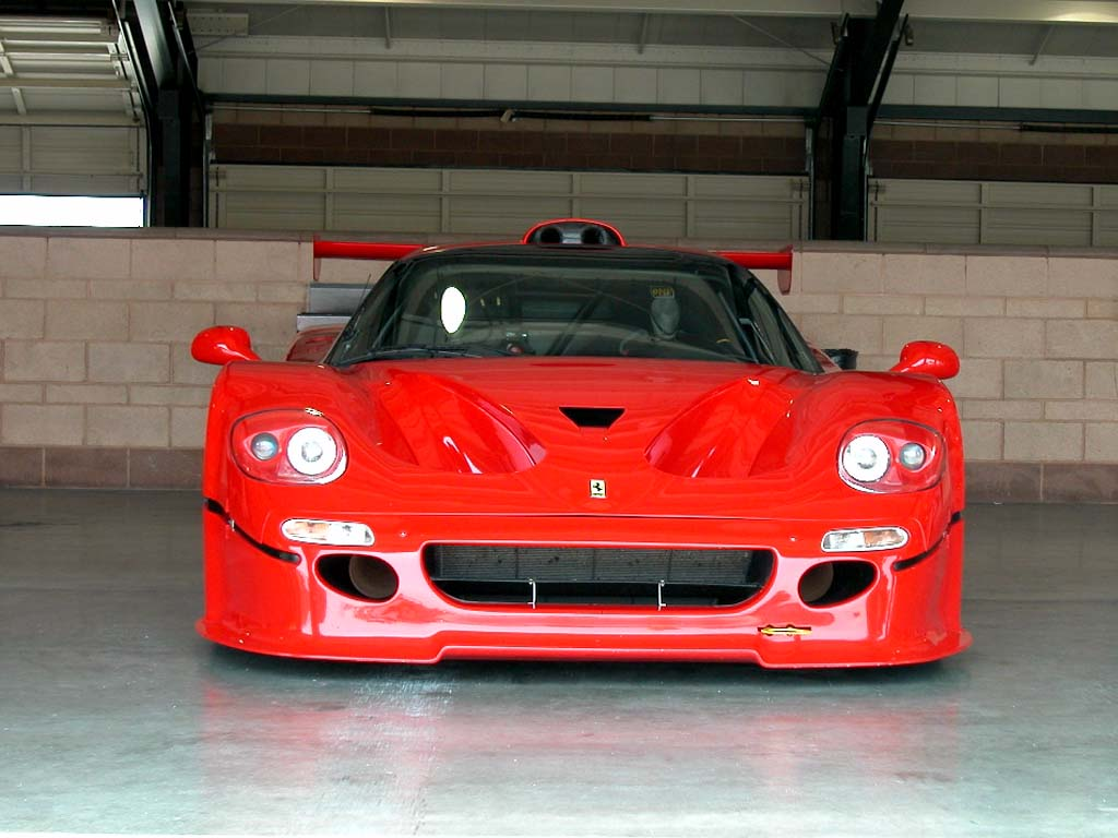 Ferrari F50 Super Car