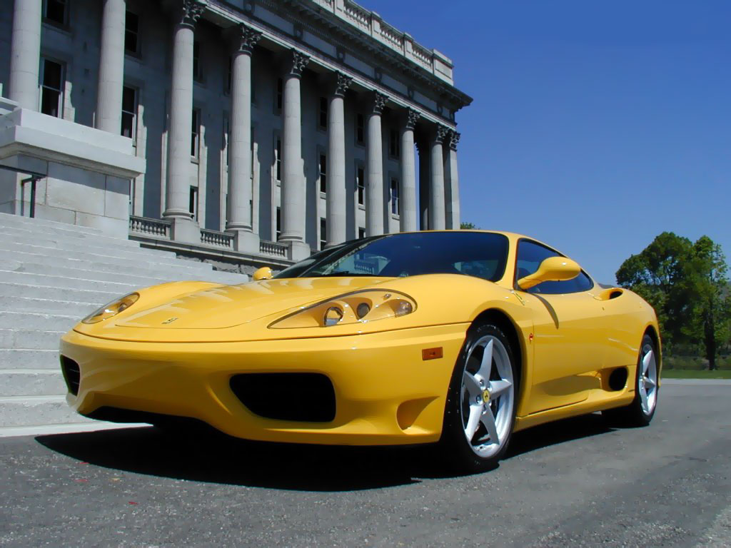 Ferrari 360 Modena, Spider and Challenge Stradale