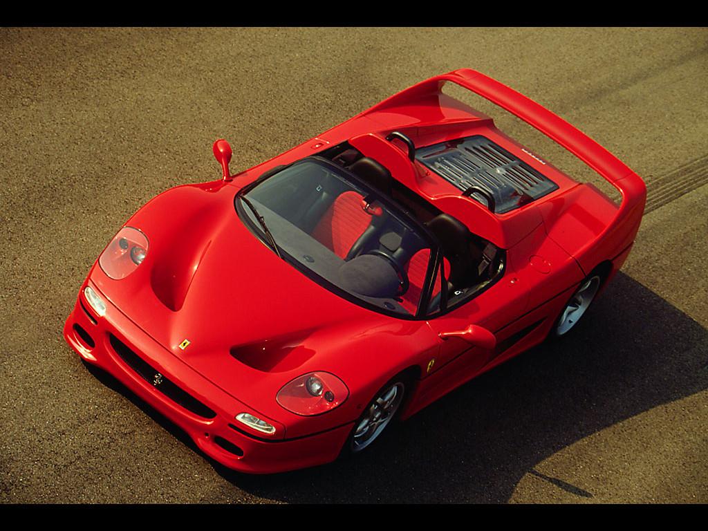Ferrari F50 Super Car - The Supercars - Car Reviews ...