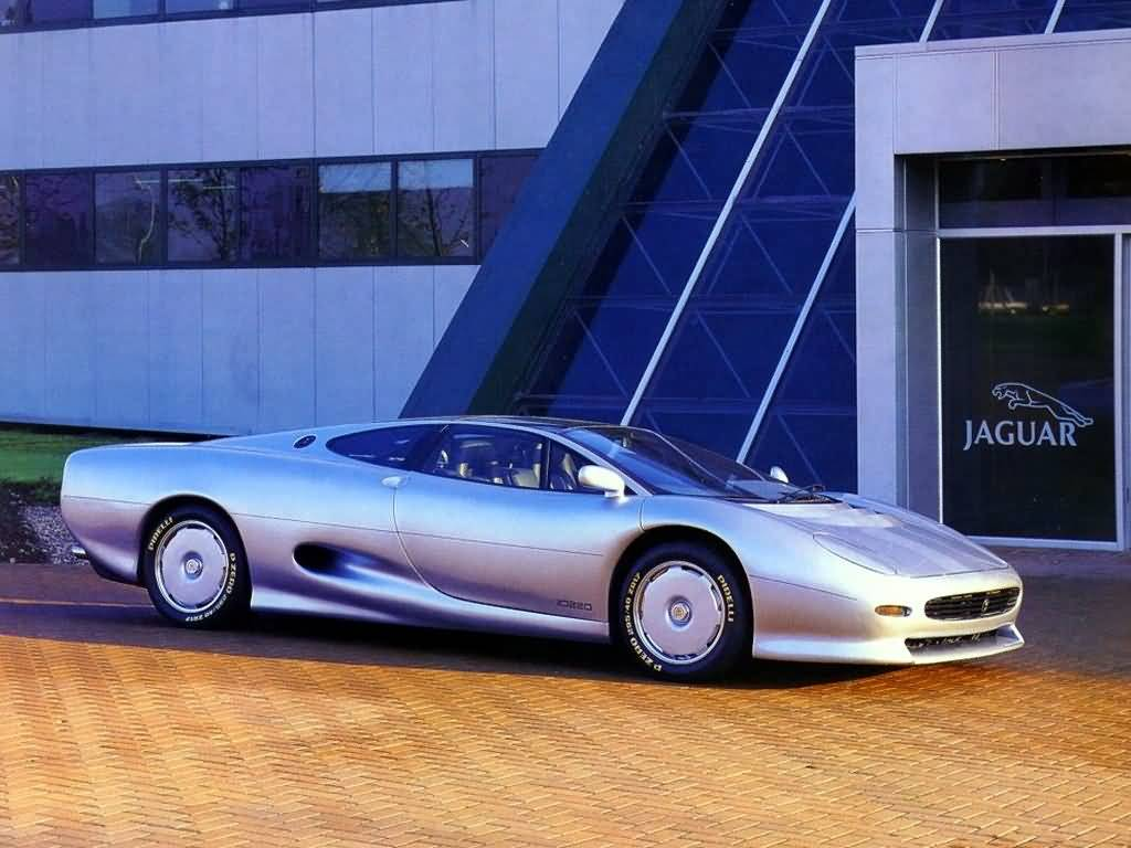 Jaguar XJ220 - 1992 Forgotten Supercar