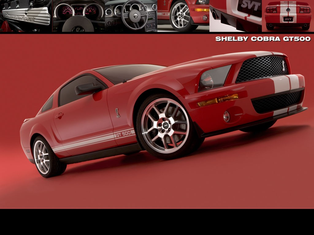 The Mustang Gt is
