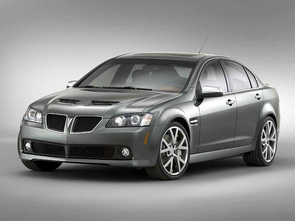 Pontiac G8 2008 The Supercars Car Reviews Pictures