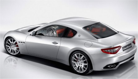 Maserati GranTurismo Full Collection