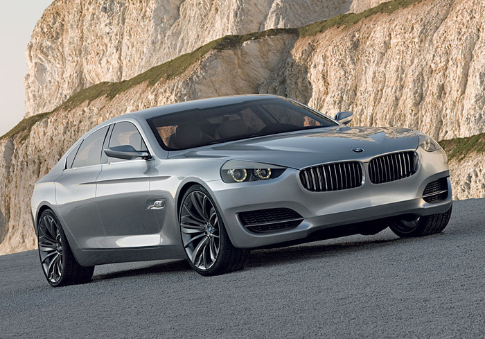BMW grand concept