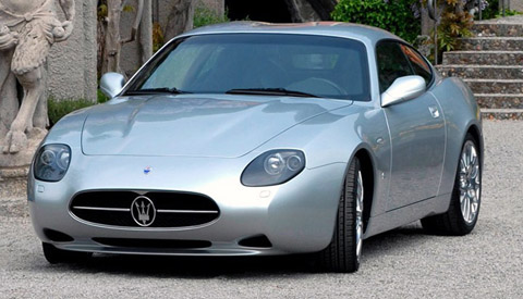 Zagato Maserati Gs Specs Engine Review