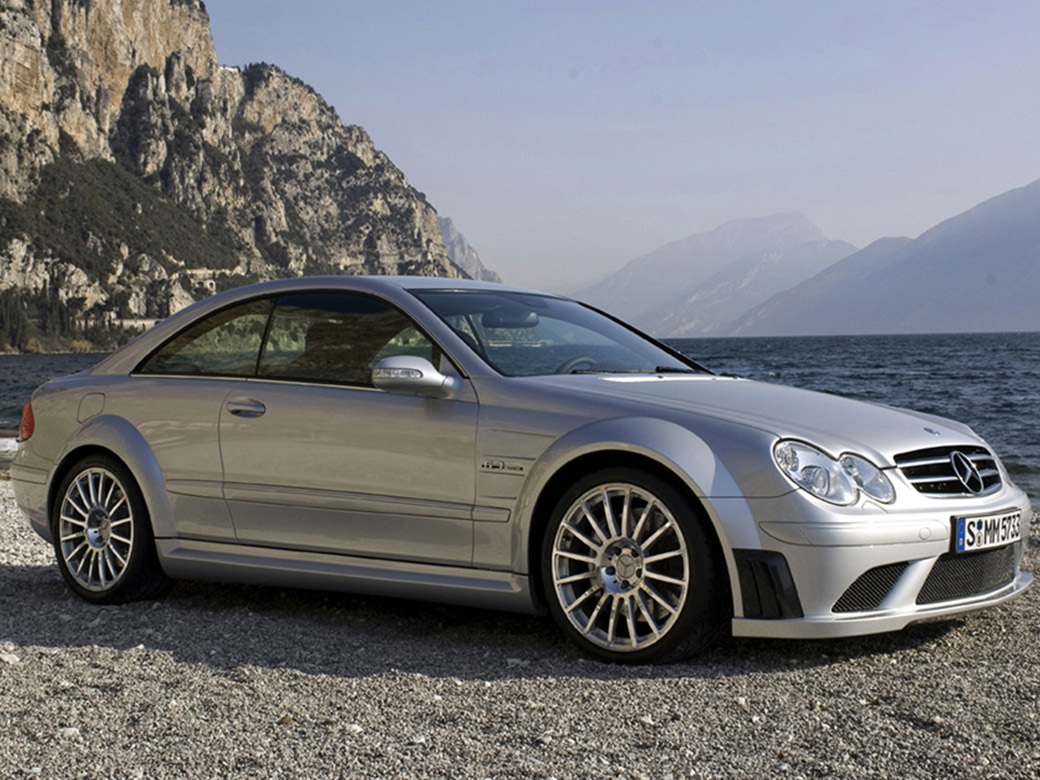 Mercedes-Benz CLK 63 AMG Black Series 2008