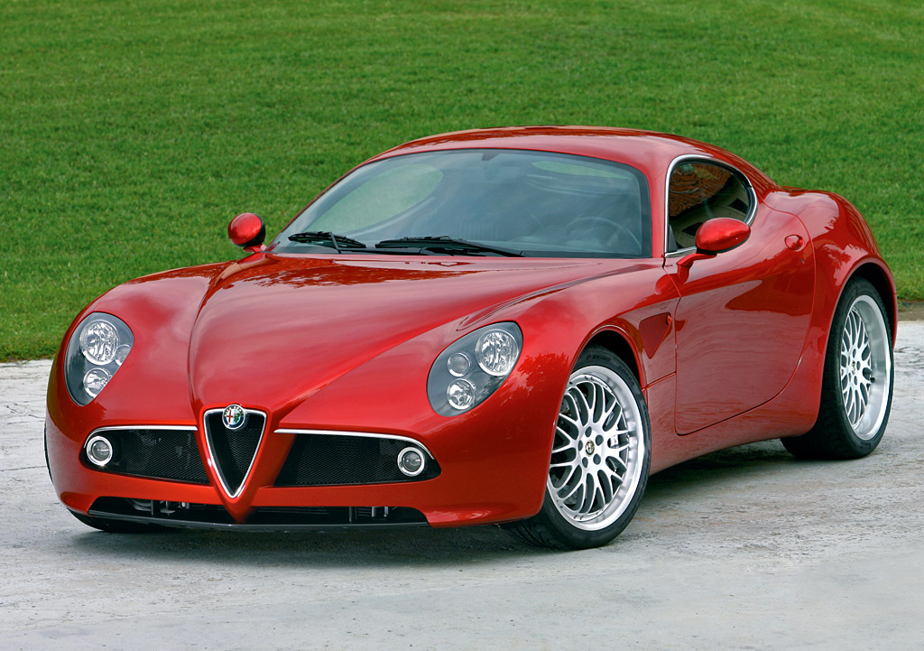 2007 alfa romeo 8c competizione specs pictures engine review. Black Bedroom Furniture Sets. Home Design Ideas