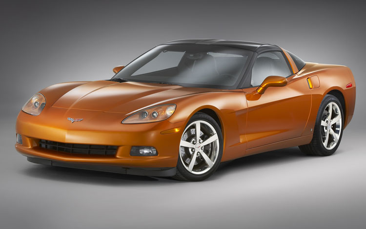 Chevrolet Corvette 2008