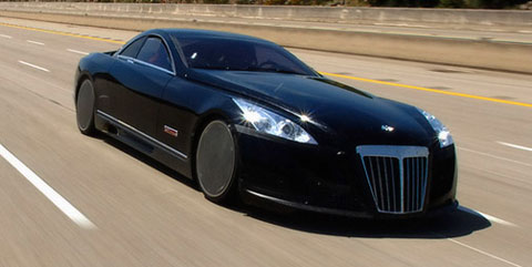 Maybach Exelero Review, Specs, 0 to 60 & Pictures