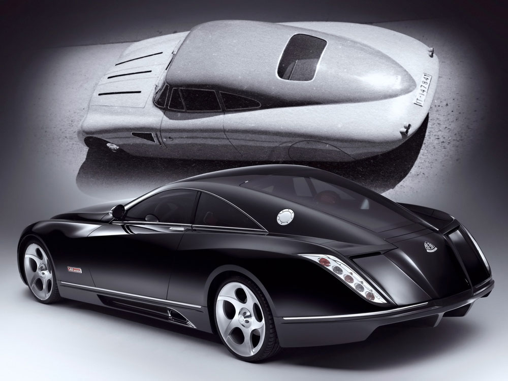 Maybach exelero review specs 0 to 60 pictures for Mercedes benz maybach exelero