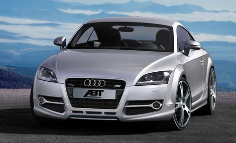 Used New Cars Audi Abt Ttr Cars