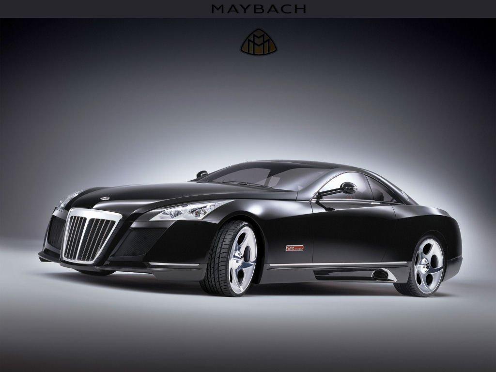Maybach Exelero very pricey supercar