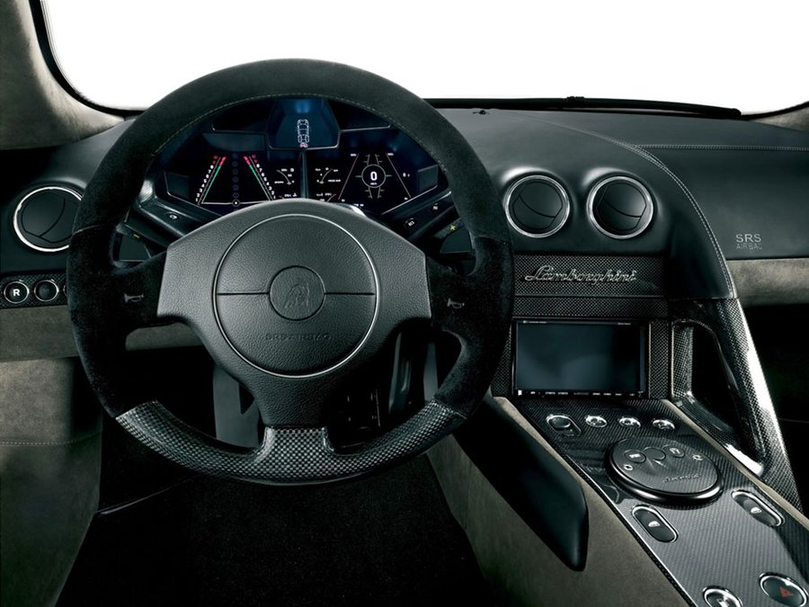 Lamborghini Reventon Vs.