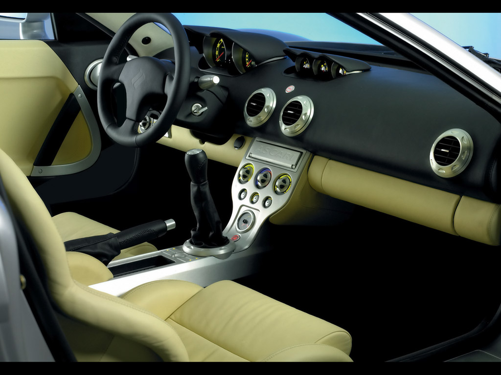 Ascari kz1 for Interieur voiture
