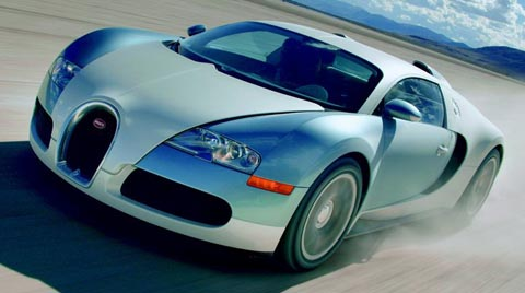 bugatti veyron most expensive car in the world