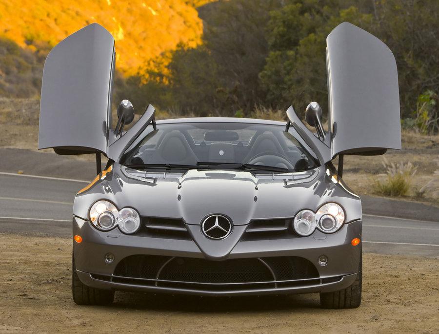 Mercedes benz slr mclaren roadster specs price engine for Mercedes benz highest price car