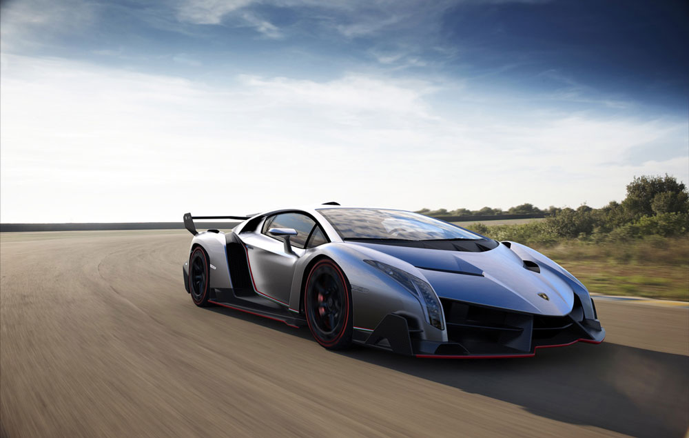 2 - Top 10 Fast Cars In The World 2015