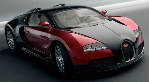 Bugatti Veyron: Most Expensive Car in The World