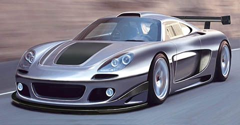 Porsche Carrera GT 8th most expensive car in the world