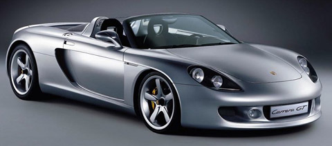 porsche carrera gt thumbnail - Most Expensive Cars In The World 2009-2010