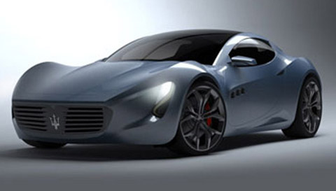 IED Maserati Chicane Concept