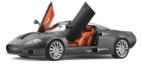 spyker c8 aileron side doors open  sc 1 st  TheSupercars.org & Spyker C8 Aileron Pictures \u0026 Review (2008) - The Supercars - Car ...
