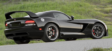 viper venom 700nm back side view