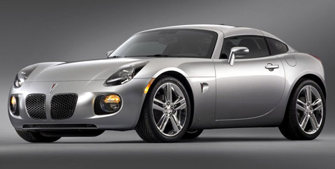 2009 Pontiac Solstice GXP Coupe Pictures & Review