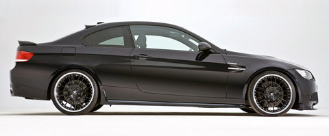 Hamann BMW M3 side view