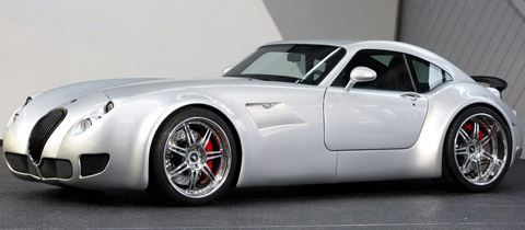 2008 Wiesmann GT MF5 side view