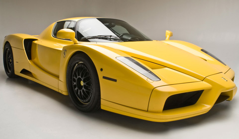 Edo Competition Ferrari Enzo
