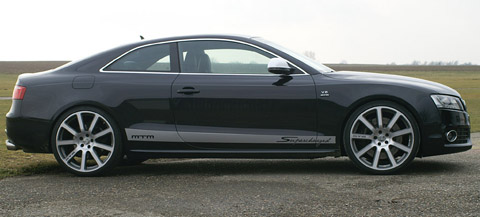 2008 MTM S5 GT Supercharged side view