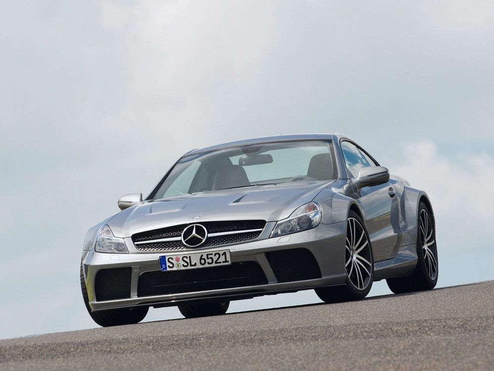 2009 mercedes benz sl 65 amg black series specs price