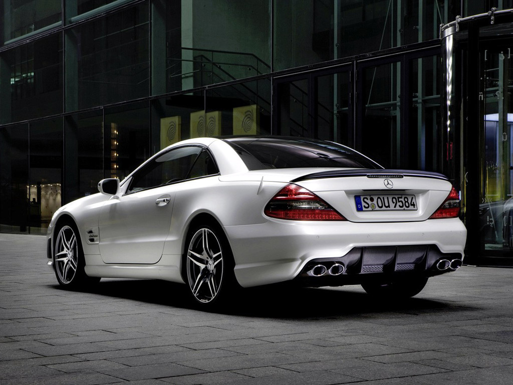 2009 Mercedes Benz Sl 63 Amg Edition Iwc Specs Pictures