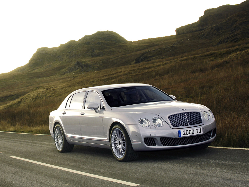 Bentley Continental Flying Spur Gallery Images vIEW