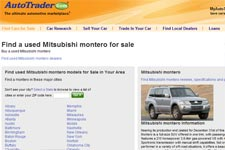Used Mitsubishi Montero For Sale By Owner Buy Cheap