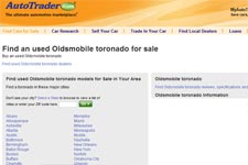 Used Oldsmobile Toronado For Sale By Owner Buy Cheap