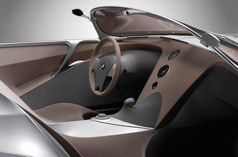 BMW GINA Light Visionary Model interior